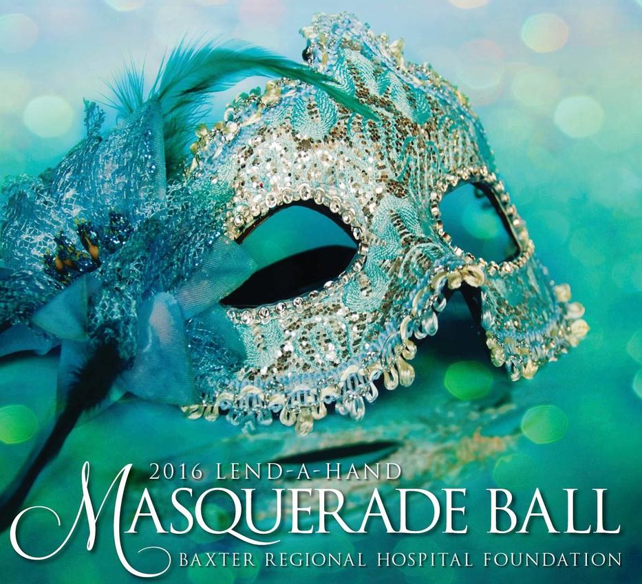 BRMC Masquerade Ball