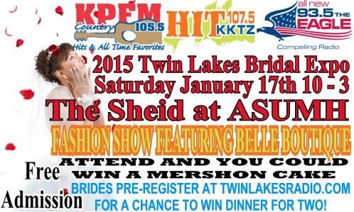 twin lakes bridal expo